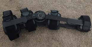 BREG Knee Brace Post-Op Flexion Extension T Scope Adjustable ~USED in Alamogordo, New Mexico
