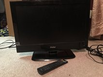 "Haier 13"" Flatscreen TV in Chicago, Illinois"