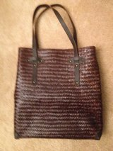 Chico's leather purse in Aurora, Illinois
