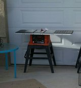 Table Saw in Yucca Valley, California