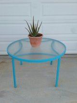 1960's Patio Table in Yucca Valley, California