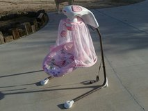 Baby Girl Swing in Yucca Valley, California