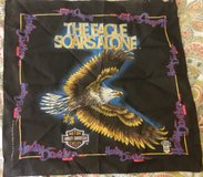 REDUCED NEW Vintage Official Harley Bandanna in 29 Palms, California