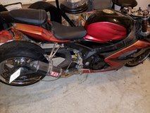 2005 GSXR 1000 (Salvage) - $3200 (Williamsburg, VA) in Fort Bliss, Texas