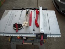 """Craftsman 10"""" table saw in Fort Campbell, Kentucky"""