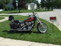 08 Harley Davidson in St. Charles, Illinois