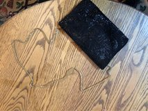 black beaded vintage purse in Lockport, Illinois