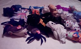 Lot of Beanie Babies in Fort Benning, Georgia