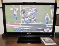 "Dual Voltage 42"" Panasonic Plasma flat screen TV in Ramstein, Germany"