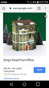 Dept. 56 Kings Rd Post Office in Kingwood, Texas