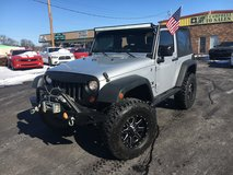 2009 JEEP WRANGLER X SPORT UTILITY 2D V6 3.8 LITER in Fort Campbell, Kentucky