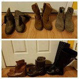 Women's size 8 Boots LOT(5pairs) in Byron, Georgia