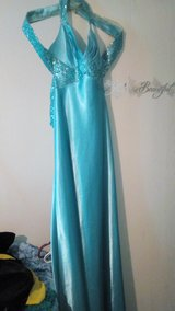 Teal Prom Dress in Fort Polk, Louisiana