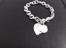 ***Double Heart Charm Bracelet *** in The Woodlands, Texas