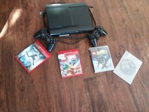 Ps3 ultimate bundle!! in Aurora, Illinois