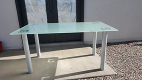 Top Glass Table in Fort Bliss, Texas