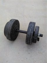 20 lb Dumbell Set in Yucca Valley, California