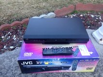 JVC DVD PLAYER in Camp Lejeune, North Carolina