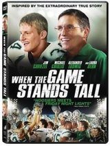 When The GAME STANDS TALL in Kingwood, Texas
