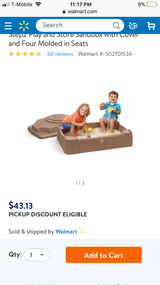 ISO Plastic Sand Box With Lid in Fairfield, California