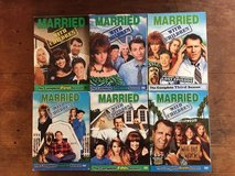 Complete season 1 to 6 married with children in Okinawa, Japan