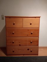 Five drawer dresser in Ramstein, Germany