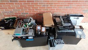 Computer Parts Lot in Perry, Georgia