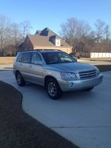 2002 Toyota Highlander Limited in Perry, Georgia
