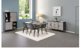 Luice II Dining Set including delivery - see VERY IMPORTANT below in Ansbach, Germany