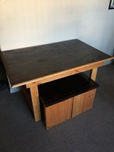 Dining Table with 2 benches in Alamogordo, New Mexico