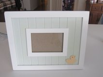 New Baby picture frame very nice in Alamogordo, New Mexico