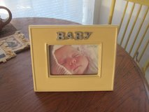 New Baby picture frame in Alamogordo, New Mexico