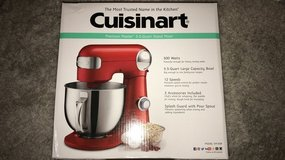 Brand New Cuisinart Precision Master Mixer in St. Charles, Illinois