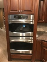 """GE Profile 30"""" Stainless Double Oven - Great Condition in St. Charles, Illinois"""