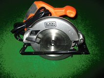 Circular Saw Black and Decker in Ramstein, Germany