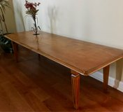 Mid Century Modern Coffee Table Wood in Algonquin, Illinois