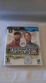 Tiger Woods PGA Tour 14 PS3 in 29 Palms, California