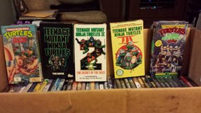 TMNT - VHS in St. Charles, Illinois