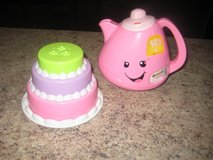 Fisher-Price Talking Teapot in Algonquin, Illinois