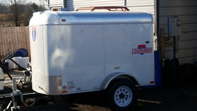4by 6 enclosed trailer in Fort Campbell, Kentucky