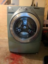 Front load washer for parts in Fort Campbell, Kentucky