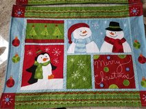 2 cute Xmas Placemats in Naperville, Illinois