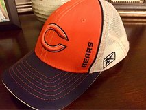 NFL Chicago Bears hat, sz youth in Morris, Illinois