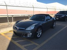 2008 Saturn Sky convertible in El Paso, Texas