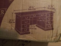 Sauder Executive Desk - NEW in box in The Woodlands, Texas