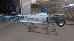 2 Jr dragster in Fort Campbell, Kentucky