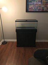 20 GAL TANK & STAND (INCLUDES HEATER, LED LIGHT, AUTOMATIC FEEDER, & TANK LID) in St. Charles, Illinois