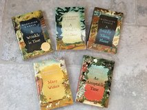 5 Box Set of Madeleine L'Engle Books (Wrinkle in Time etc.) in Westmont, Illinois