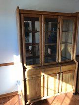 Oak Dinning Room Hutch in St. Charles, Illinois