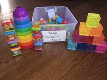 Baby Blocks and Balls in St. Charles, Illinois